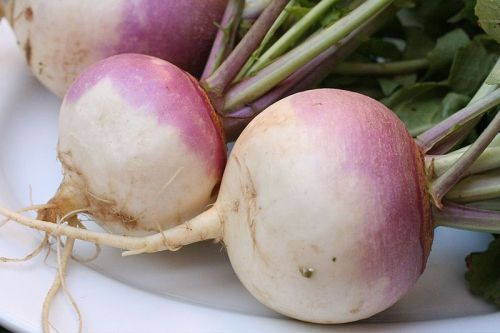 Do not take your turnips for granted, my friend.